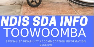 NDIS and Finding Happy Homes for People with Disabilities - Toowoomba