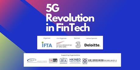 5G Revolution in FinTech (Postponed) tickets