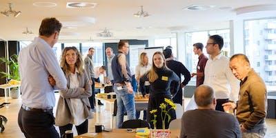 Access Innovation - Creative peer to peer startup marketing workshop