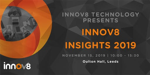 Innov8 Technology - Innov8 Insights 2019