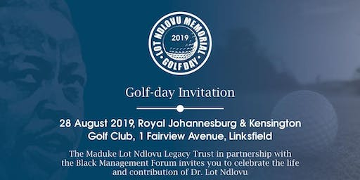 ANNUAL LOT NDLOVU MEMORIAL GOLF DAY