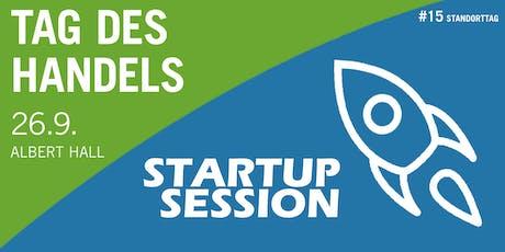 Startup Session am Tag des Handels Tickets