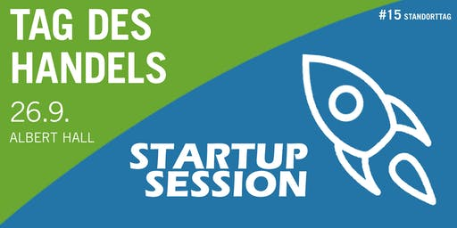 Startup Session am Tag des Handels