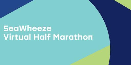 SeaWheeze Virtual Half-Marathon  Arizona