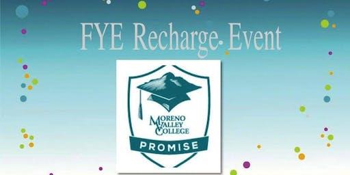 FYE Recharge Event