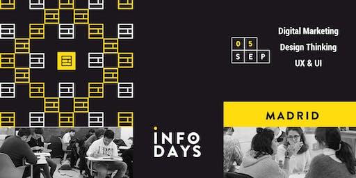 INFO DAYS: Digital Marketing & Strategy. Master class gratuita.