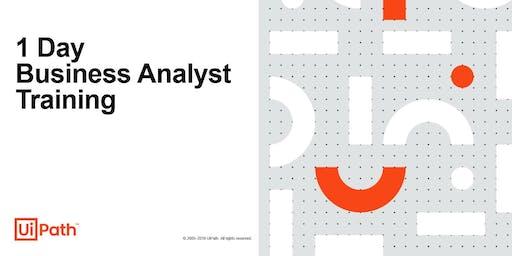 UiPath Business Analyst Training - Brisbane Sep 25th