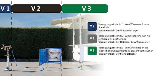 BEULCO Roadshow - Mobile Trinkwasserversorgung (Stadtwerke Detmold)