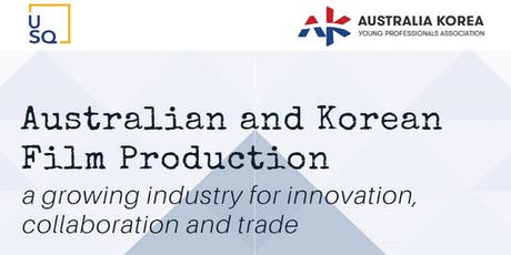 Australian and Korean Film Production tickets