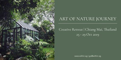 Creative Retreat | Chiang Mai, Thailand | 25-29 Oct 2019