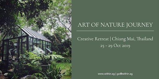 Creative Retreat   Chiang Mai, Thailand   25-29 Oct 2019