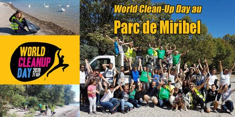 World Clean-Up Day au Parc de Miribel billets