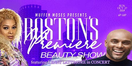 KENNY LATTIMORE IN CONCERT at Boston's Premiere Beauty Show (The Battle of the Sexes) tickets