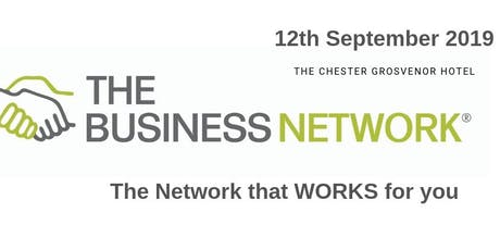 The Business Network Chester- September 12th Monthly Network Event tickets