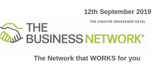 The Business Network Chester- September 12th Monthly Network Event