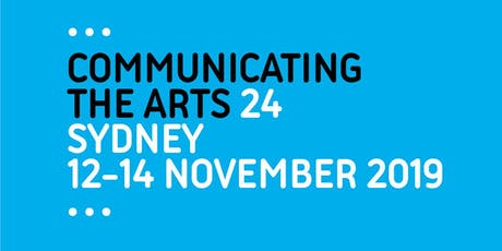 Communicating the Arts Sydney tickets