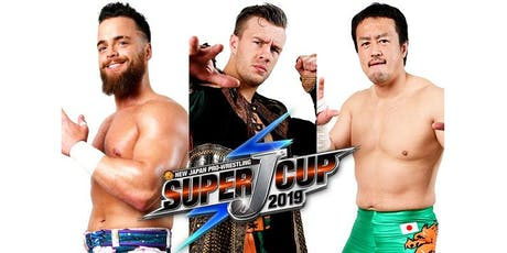 Super J Cup 2019 Meet & Greet in San Francisco tickets