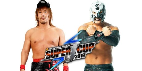 Super J Cup 2019 Meet & Greet in Los Angeles tickets