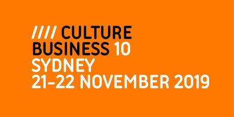 Culture Business Sydney tickets