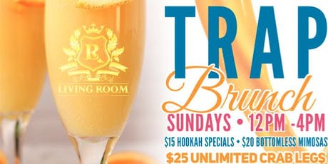 Soul Trap Brunch (Unlimited Crab legs and Bottomless Mimosas) tickets