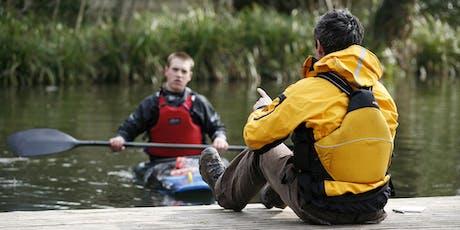 British Canoeing Paddlesport Instructor Award tickets