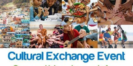 Cultural Exchange Event - Stall bookings tickets