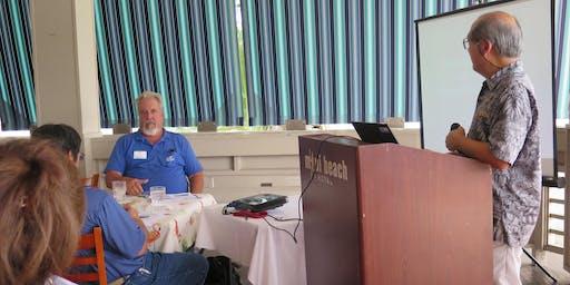 Use of Geosynthetics for Asphalt Pavements-Maui 2019