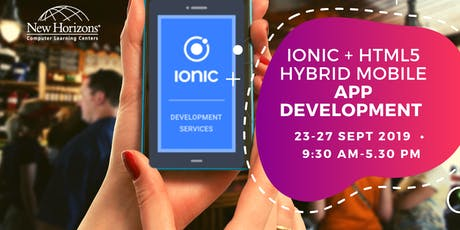 IONIC + HTML5 Hybrid Mobile app Development tickets