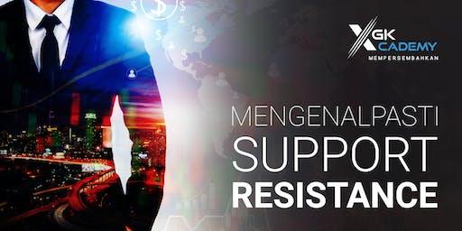 Bagaimana Mengenalpasti Support Resistance