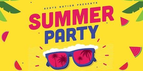 Summer Party ✘ Bonn ✘ 16+  Tickets