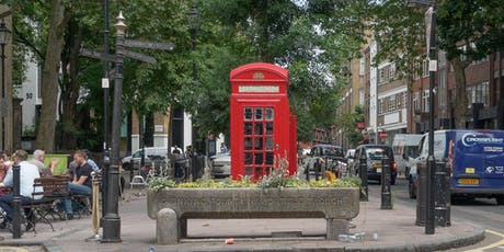 Meet the Guides -  Introduction to the Clerkenwell & Islington Tour Guiding Course 2020 tickets