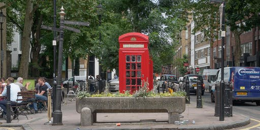 Meet the Guides -  Introduction to the Clerkenwell & Islington Tour Guiding Course 2020