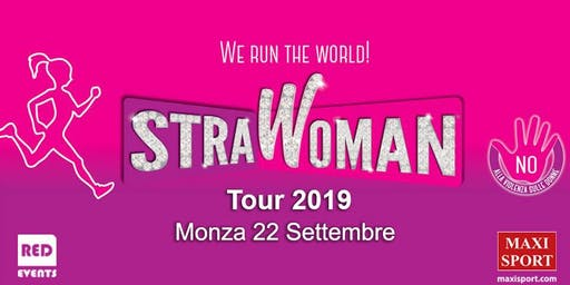 Area #RED by Maxi Sport | Strawoman Monza 22 Settembre 2019
