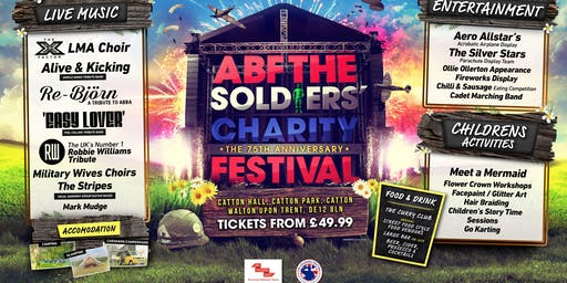 The ABF Soldiers' Charity 75th Anniversary Festival