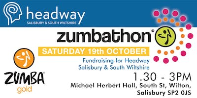 Zumba Gold Zumbathon for Headway Salisbury & South Wiltshire