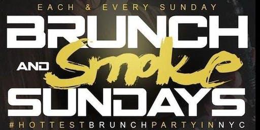 Power 105.1 Brunch & Smoke Best Brunch Day Party @Jamesst.patrick