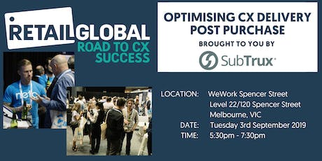 Retail Global - The Road To CX Success tickets