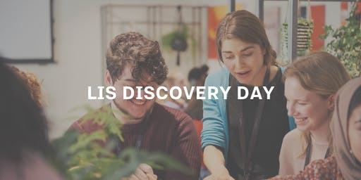 LIS Discovery Day - 23rd October 2019