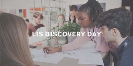 LIS Discovery Day - 16th November tickets