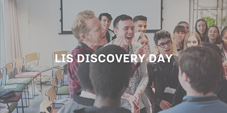 LIS Discovery Day - 19th February tickets