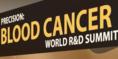 Precision: Blood Cancer summit 2019 tickets