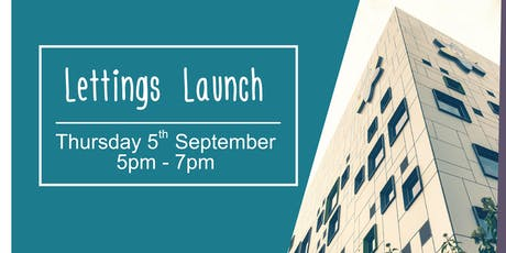 Lettings Launch tickets