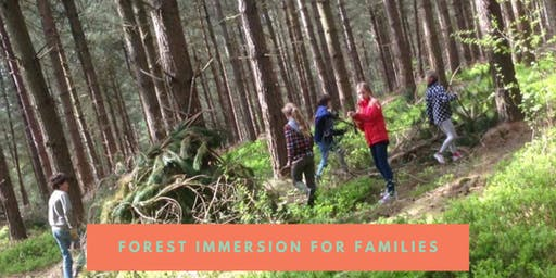 Forest Immersion Technique (F.I.T) for Families