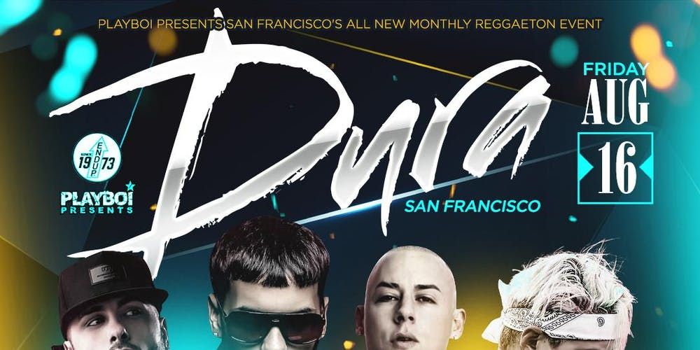 Reggaeton Top 2020.Dura Sf Hiphop Reggaeton San Francisco S All New Monthly