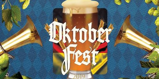 Oktoberfest @ KRB   18+ Ticketed Event