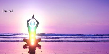 Balancing your Chakras tickets