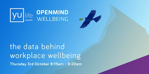 The data behind workplace wellbeing