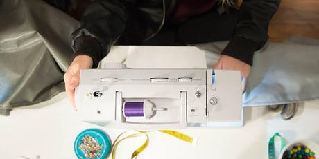 Sewcial Sip & Stitch Lab Event: Sewing Machine Basics tickets