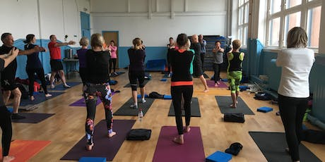 Yoga for Runners tickets