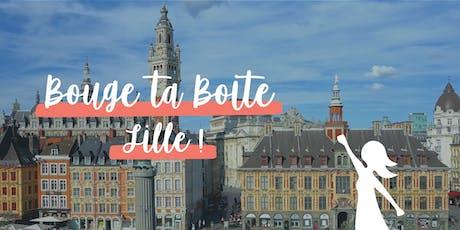 Réunion découverte du réseau business féminin à Lille #1 billets